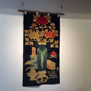 モハンさんのアンティーク絨毯展