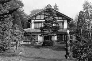 昭和時代の油屋旅館