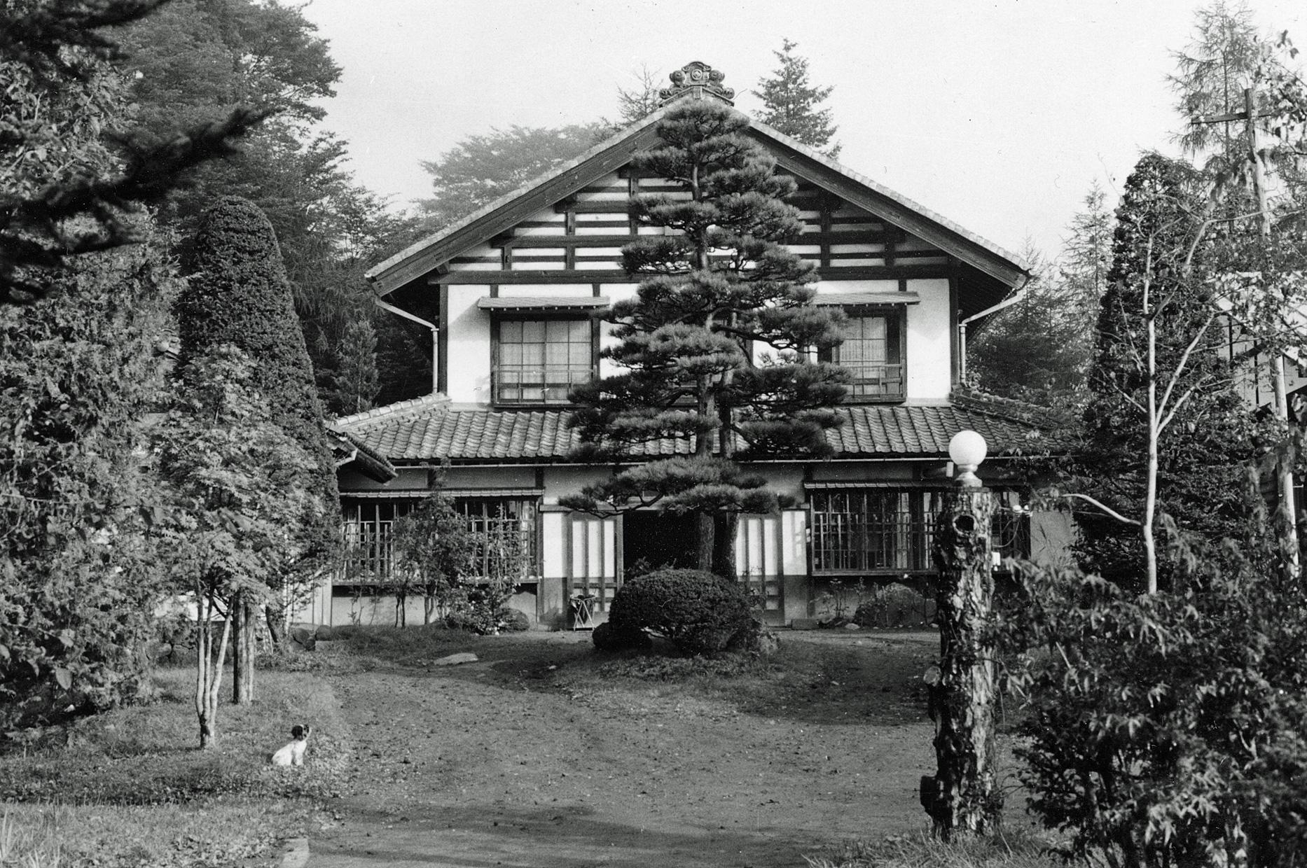 追分歴史散歩   油や(中山道軽井沢追分宿)