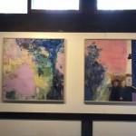 たかはしびわ 須藤友丹 二人展 「思い出の箱から一つずつ取り出して」