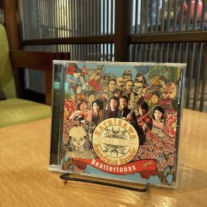CD 軽井沢アマデウス・バンド「ビートレリアナス」発売